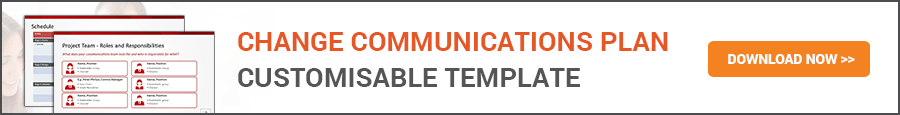 Download our Change Management Communications Plan Template